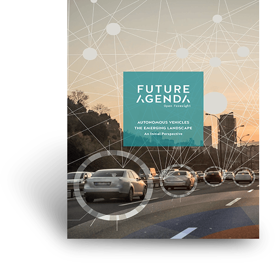 Future of Autonomous - report
